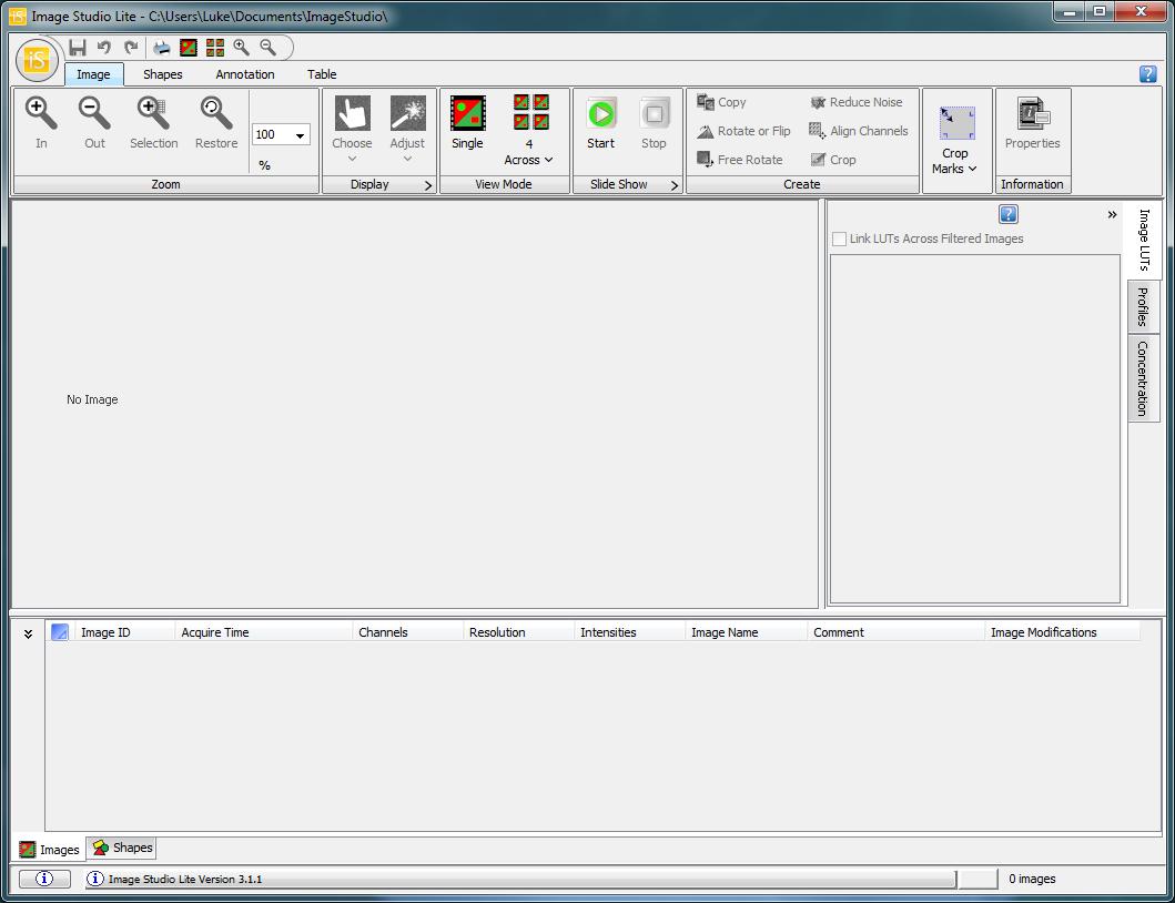 Analyzing western blots with Image Studio Lite | lukemiller org
